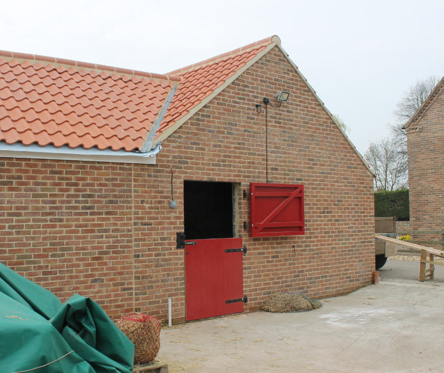 Horse Stable Block Builder Brick And Timber Stables