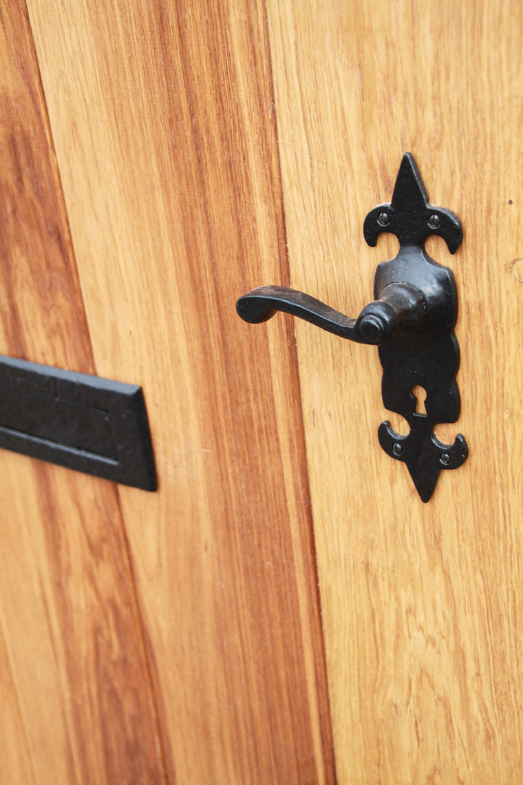 Oak Farmhouse Door Fittings