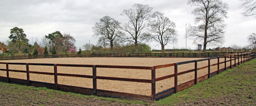 Outdoor Manege 55m by 40m