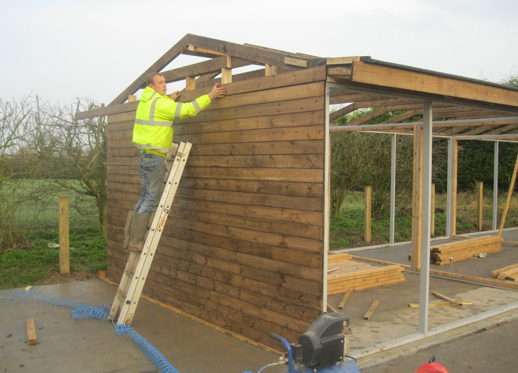 Wooden Horse Stables Timber Stable Builder Morley