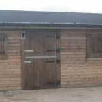 Wooden Horse Stables