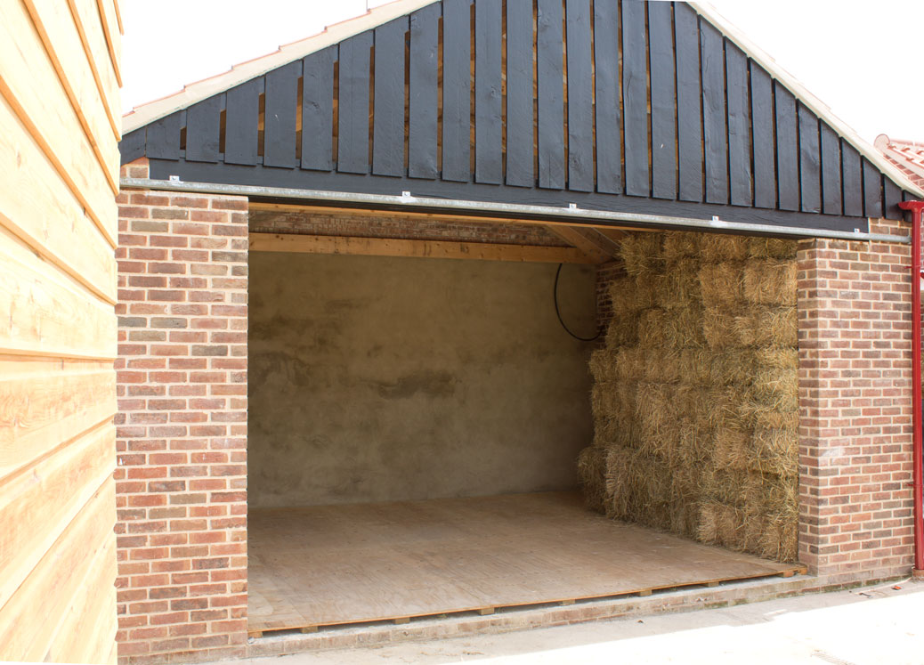 Hay Barn For Equestrian Yards And Centres Morley Equestrian